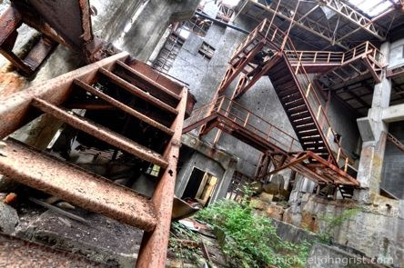 taro mining town ruins iwate 4441