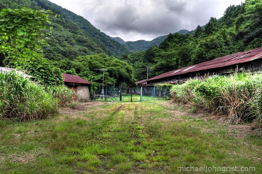 seigoshi mine ruins haikyo abandoned cart urbex lonely ruined 24