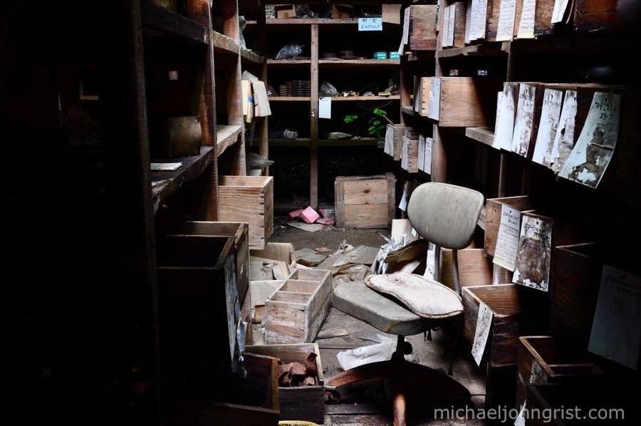 seigoshi mine ruins haikyo abandoned cart urbex lonely ruined2