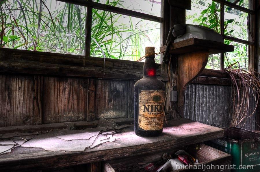 seigoshi mine ruins haikyo abandoned cart urbex lonely ruined5