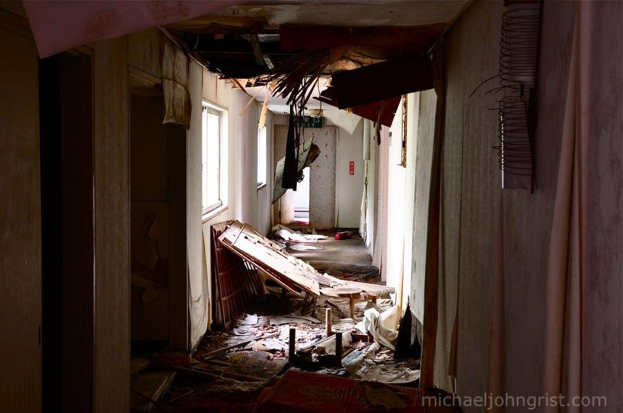 shimoda hotel ruin 900m2