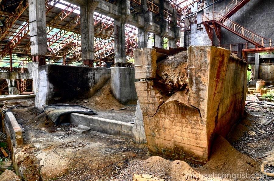 taro ruins mine haikyo iwate4