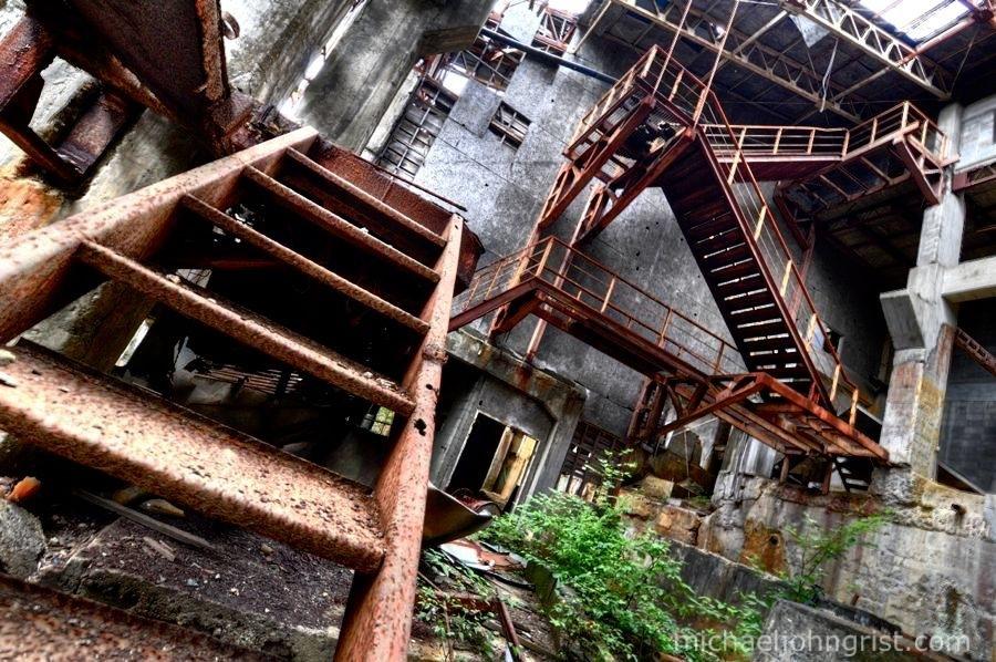 taro ruins mine haikyo iwate5