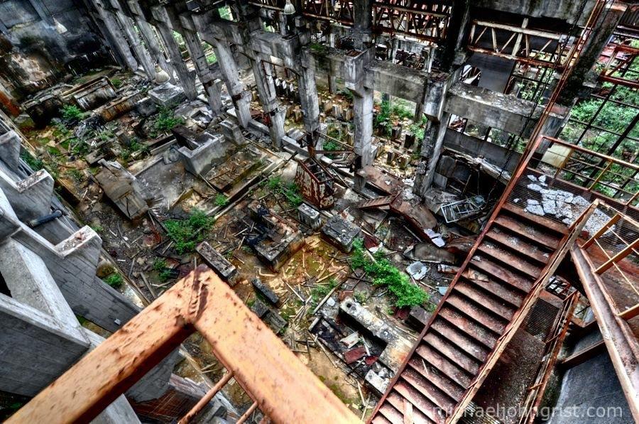 taro ruins mine haikyo iwate7