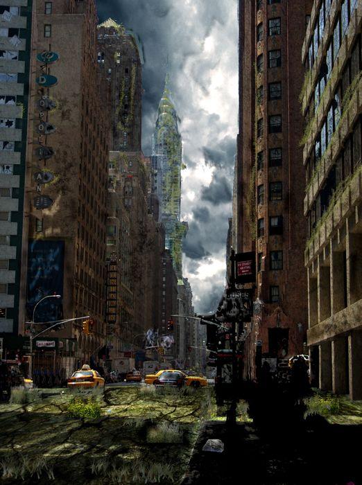 apocalypse city 21