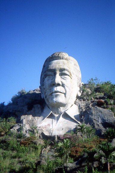 ferdinand marcos dictator philippines bust5