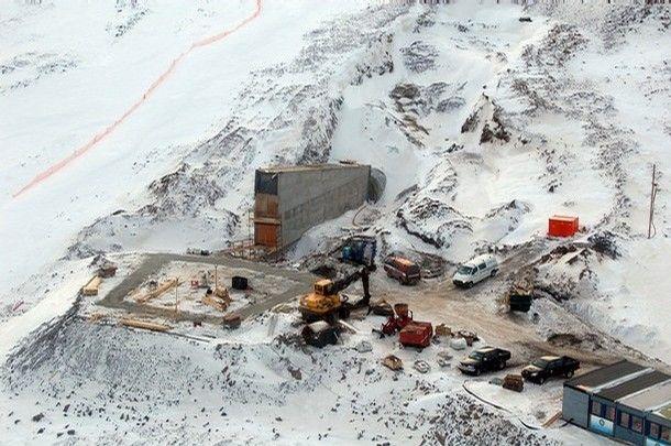 Vidéo : Les graines de Svalbard stockées près du pôle nord