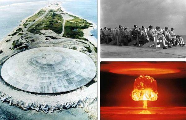 bombing of marshall islands essay