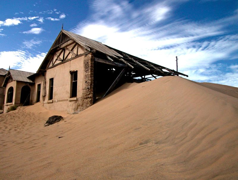 Image result for namibia kolmanskop