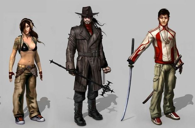 Character Design Classes In Nyc : Ruins of the secret world michael john grist