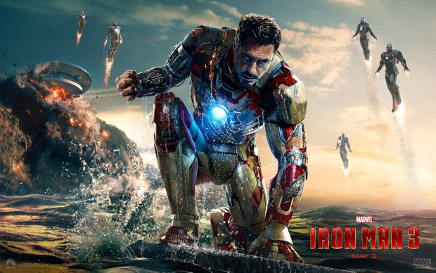 iron man 33