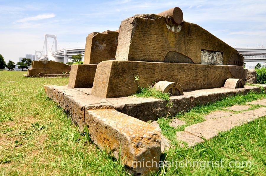 Odaiba Cannons28